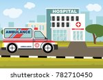 the  professional medical... | Shutterstock .eps vector #782710450