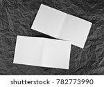 identity design  corporate... | Shutterstock . vector #782773990