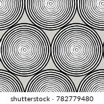 seamless engraving pattern | Shutterstock .eps vector #782779480