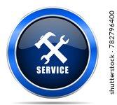 service vector icon. modern... | Shutterstock .eps vector #782796400
