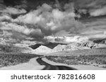 The Road To Turtlehead Peak La...
