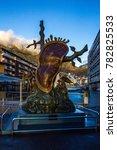 andorra la vella   andorra  ... | Shutterstock . vector #782825533