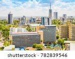 nairobi city center   capital... | Shutterstock . vector #782839546