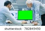 industrial designer has... | Shutterstock . vector #782845450