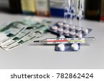 high temperature  expensive... | Shutterstock . vector #782862424