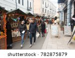 georgia.tbilisi.people at the... | Shutterstock . vector #782875879