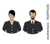 raster illustration of soldier  ...   Shutterstock . vector #782895100