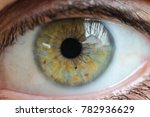 close up of a an eye with... | Shutterstock . vector #782936629