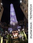 new york city  usa   june 22 ... | Shutterstock . vector #782942014