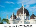 the zahir mosque is kedah's... | Shutterstock . vector #782948098