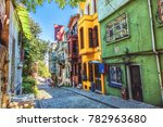 istanbul  turkey   traditional... | Shutterstock . vector #782963680