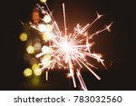 abstract blur sparklers for...   Shutterstock . vector #783032560