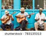 Havana  Cuba   March 24  2017 ...