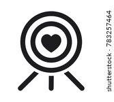 love target vector illustration ...   Shutterstock .eps vector #783257464