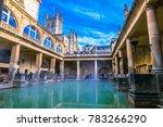 bath  england   december 10...   Shutterstock . vector #783266290
