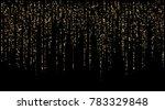 holiday garland lights... | Shutterstock .eps vector #783329848