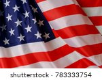 american flag   a symbol of... | Shutterstock . vector #783333754