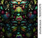 vector illustration for web ... | Shutterstock .eps vector #783392470
