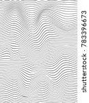 vertical overlay lines.motion... | Shutterstock . vector #783396673
