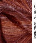 highlight hair texture abstract ... | Shutterstock . vector #783400294