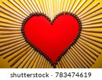Heart Shape Of Love From...