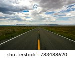 near top secret area 51 and the ... | Shutterstock . vector #783488620