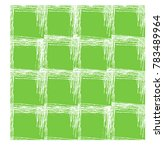 abstract green grid color... | Shutterstock .eps vector #783489964