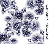 abstract elegance seamless... | Shutterstock .eps vector #783566896
