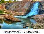 high dynamic image of ghatsila... | Shutterstock . vector #783599983