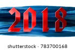 new year background | Shutterstock .eps vector #783700168