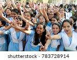 dhaka  bangladesh december 30 ... | Shutterstock . vector #783728914