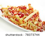 French Fries With Bacon And...