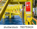 emergency response system.... | Shutterstock . vector #783753424