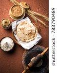 indian chapati   fulka or gehu... | Shutterstock . vector #783790489