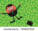 illustration of happy...   Shutterstock .eps vector #783801934