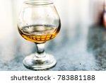 macro closeup of amaretto  rum  ... | Shutterstock . vector #783881188
