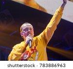 rapper logic the power 96.1...   Shutterstock . vector #783886963
