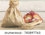 purim jewish holiday... | Shutterstock . vector #783897763