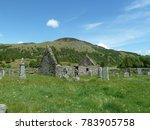 A Derelict Grave Yard In...