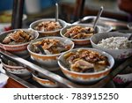 indonesian turmeric chicken... | Shutterstock . vector #783915250