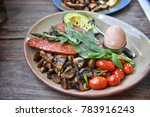 sydney brunch  sydney cafe ... | Shutterstock . vector #783916243