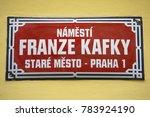 prague  czech republic  ... | Shutterstock . vector #783924190