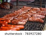 barbecue  bbq  sydney  new... | Shutterstock . vector #783927280