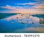 aerial drone photography of... | Shutterstock . vector #783991570