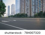 urban construction and building ... | Shutterstock . vector #784007320