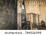 historic town of sukhothai and... | Shutterstock . vector #784026598