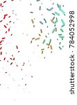 light green  red vertical...   Shutterstock . vector #784052998