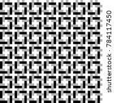 geometric pattern seamless.... | Shutterstock .eps vector #784117450