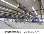 mechanical equipment in the...   Shutterstock . vector #784189774