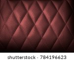perforated leather texture... | Shutterstock . vector #784196623